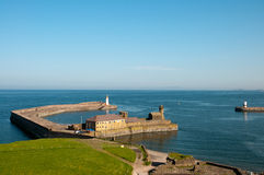 Whitehaven harbour Royalty Free Stock Images