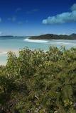 Whitehaven Plaża, Australia Zdjęcie Royalty Free