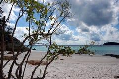 Whitehaven plaży widok Zdjęcia Royalty Free