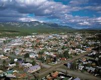 Whitehorse en Yukon, Canadá Fotos de archivo libres de regalías