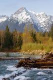 Whitehorse Mountain North Cascades Darrington WA Sauk River Stock Images