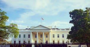 Whitehouse Royaltyfri Bild