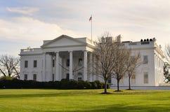 Whitehouse av den amerikanska presidenten Royaltyfri Fotografi