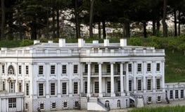 The Whitehouse in Washington DC Royalty Free Stock Photos