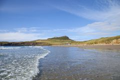 Whitesands Bay, Pembrokeshire Stock Photography