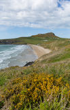 Whitesands Bay Pembrokeshire West Wales UK Stock Photography