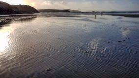 Whitesands plaża Zdjęcie Royalty Free