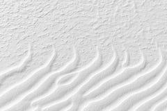 Whitesands tekstura Zdjęcia Royalty Free
