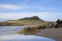 Whitesands zatoka, Pembrokeshire Zdjęcie Royalty Free