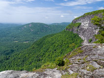 Whiteside Mountain View Stock Photos