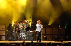 Whitesnake Stock Image