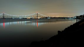 Whitestone-Brücke New York stockfoto