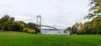 Free Whitestone Bridge Pano Royalty Free Stock Photo - 43550125
