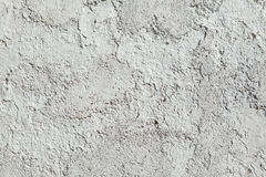 Whitewashed clay wall. Background texture Royalty Free Stock Images