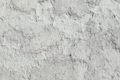 Whitewashed clay wall. Background texture Royalty Free Stock Photos