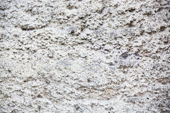 Whitewashed wall with rich and various texture Royalty Free Stock Images