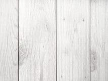 Whitewashed Wood Texture. White wood panel texture background Stock Photos