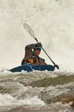 Whitewater Foto de Stock