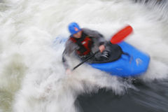 Whitewater 2 Stock Foto