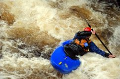 Whitewater   Stock Foto's