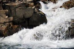 whitewater Imagem de Stock