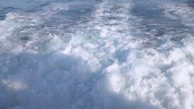Whitewater bak skeppet lager videofilmer