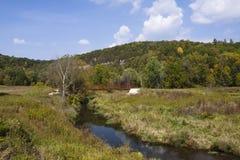 whitewater Fall River стоковые изображения rf