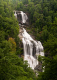 Whitewater Falls in Jocassee Gorge North Carolina Royalty Free Stock Images