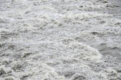Whitewater mountain river Stock Photos