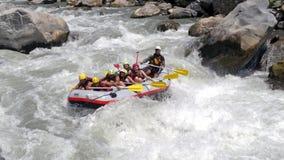 Free Whitewater Rafting Royalty Free Stock Photo - 116338155