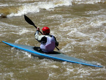 Whitewater Recreation Stock Images