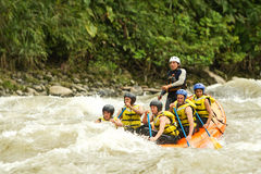 Free Whitewater River Rafting Royalty Free Stock Images - 61154699