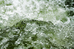 Whitewater scene. To clean and fresh Stock Images
