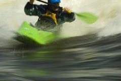 Whitewater Thrill Stockfotografie