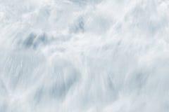 Whitewater-Zusammenfassung Lizenzfreie Stockfotografie