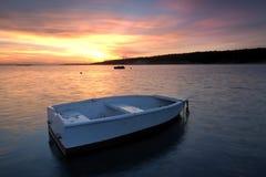 Whitey. Lagoa de Albufeira ,sesimbra, ,Portugal Royalty Free Stock Photography