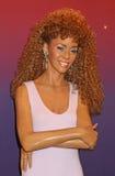 Whitney Houston蜡象 库存照片