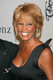 Whitney Houston Image libre de droits