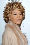 Whitney Houston. At the 2007 Clive Davis Pre-Grammy Awards Party. Beverly Hilton Hotel, Beverly Hills, CA. 02-10-07 Royalty Free Stock Images
