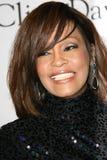 Whitney Houston Fotografía de archivo libre de regalías