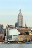 Whitney Museum Empire State Building, Chrysler som bygger Tom Wurl Royaltyfri Foto