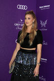Whitney Port arriving at 11th Annual Chrysalis Butterfly Ball Royalty Free Stock Images