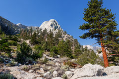 Whitney Portal area-Meysan Lakes Trail- Inyo National Forest,- CA- . Stock Images