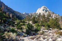 Whitney terenu jezior śladu Inyo Wrotny las państwowy, - CA Zdjęcia Stock