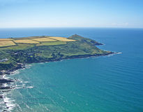 Whitsand Bay, Cornwall Stock Image