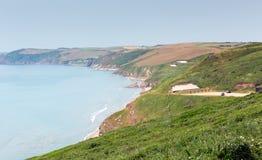 Whitsand Bay Cornwall coast England UK Royalty Free Stock Image