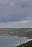 Whitsand zatoka, Cornwall Obraz Stock