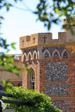Whitstable城堡堡垒 免版税库存图片
