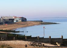 Whitstable Beach Stock Photography