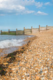 Whitstable Beach Royalty Free Stock Photography